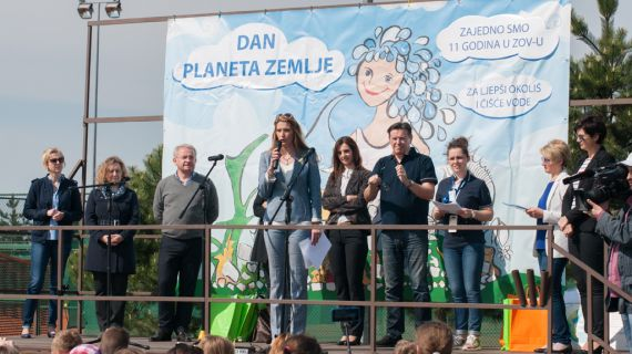 The biggest celebration of Earth day in Croatia