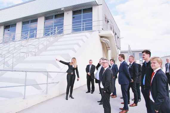 Danish Croatian Water Days gathered numerous Danish businessmen